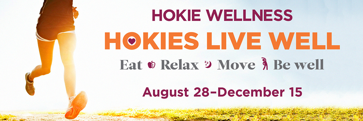 Learn More About Hokies Live Well